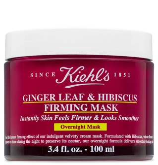 Kiehl's Ginger Leaf & Hibiscus Overnight Mask