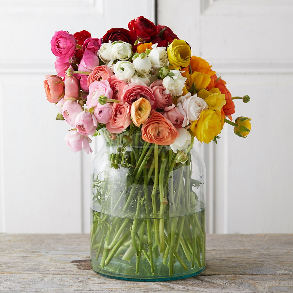 Terrain Fresh Ranunculus Bunch