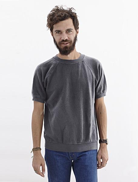Jungmaven Short-Sleeve Sweatshirt