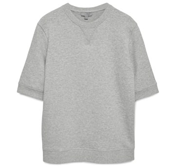 COS Short-Sleeve Sweatshirt