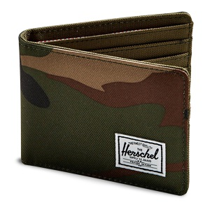 Herschel Supply Co. Camo Bi-Fold Wallet