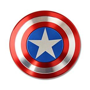 Yikuyiya Captain America Shield Fidget Spinner