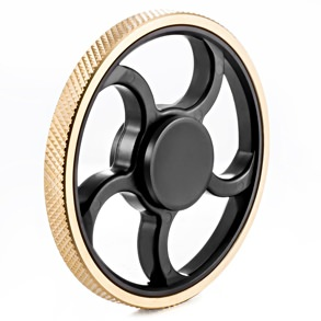 Anti-Spinner Wheel Fidget Spinner