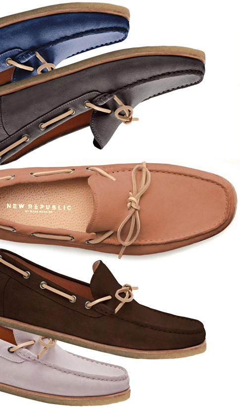 New Republic Affordable Boat Shoes for Men