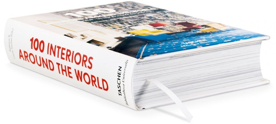 100 Interiors Around the World by Taschen