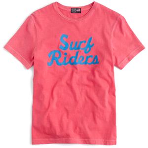 Ebbets Field Flannels Surf Rider T-Shirt