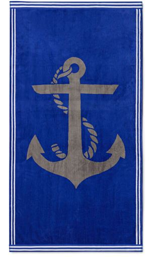 Nautica Beach Towel
