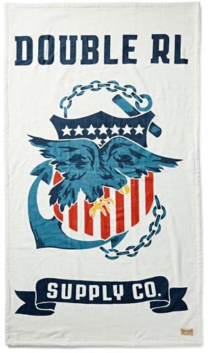 RRL Beach Towel