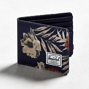 Herschel Supply Co. Floral Wallet