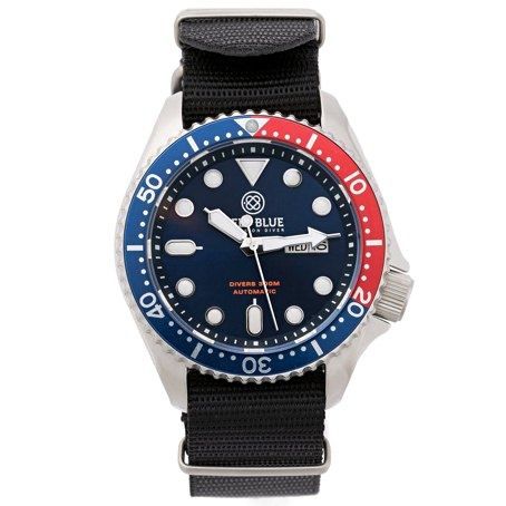 Deep Blue Automatic Diver Watch