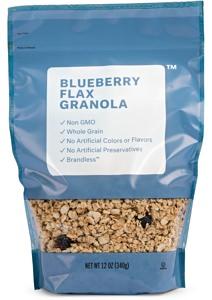 Brandless Blueberry Flax Granola