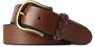 Suitsupply Leather Belt