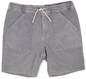 Iron Resin Washed Logan Shorts
