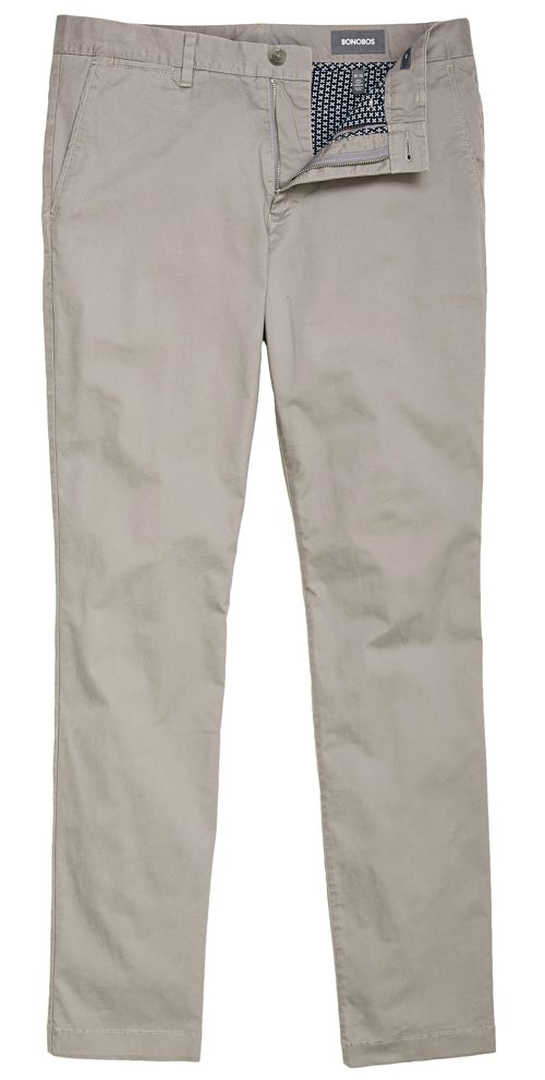 Bonobos Summer Weight Stretch Chinos