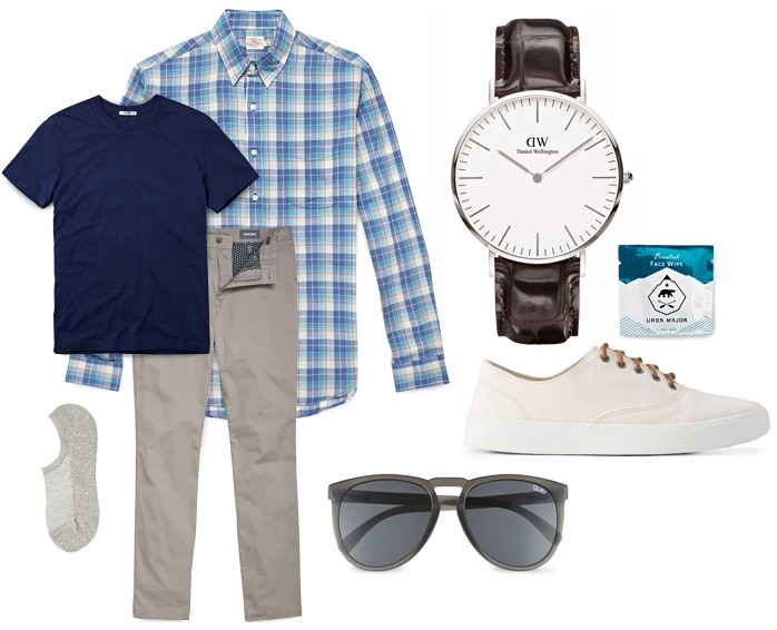What We're Wearing: By the Water