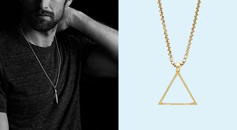 2506654cd1c Triangle Pendant Necklace Degs Sal - Pendant Design Ideas