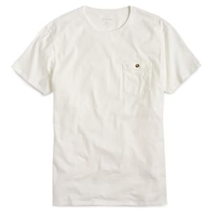 J.Crew Factory Button-Pocket T-Shirt