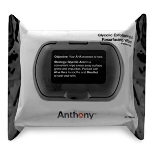 Anthony Glycolic Exfoliating Wipes