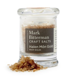 Mark Bitterman Smoked Sea Salt