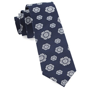 The Tie Bar Cotton Kerchief Tie