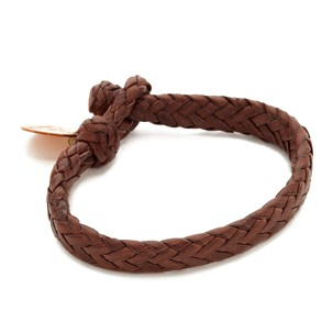 Chamula Woven Leather Bracelet