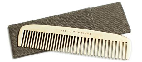 Izola Brass Comb
