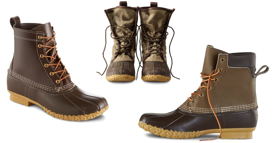 L.L. Bean Small Batch Line