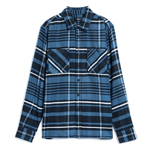 Obey Patterson Plaid Shirt