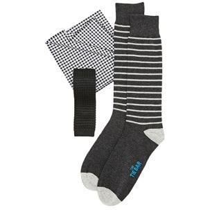 The Tie Bar Knit Tie Set