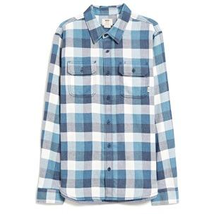 Vans Alameda Plaid Shirt