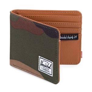 Herschel Supply Co. Camo Canvas Wallet