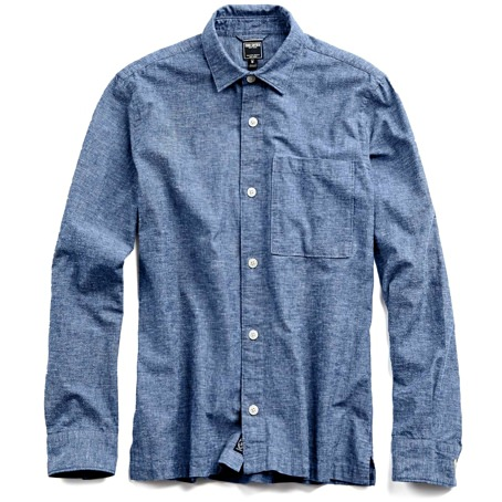 Todd Snyder Lightweight Denim Shirt