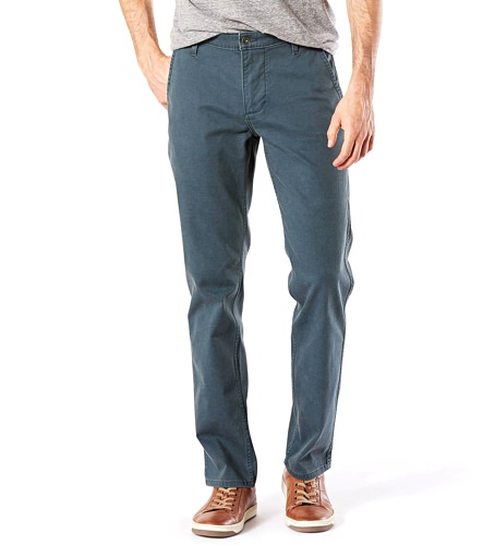 Dockers Alpha Stretch Tapered Khakis