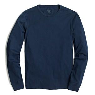 J.Crew Factory Long-Sleeve T-Shirt