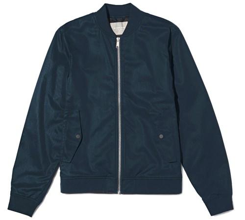 Everlane Cotton Bomber Jacket