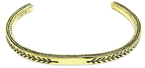 LHN Jewelry Brass Cuff