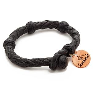 Chamula Woven Leather Bracelet