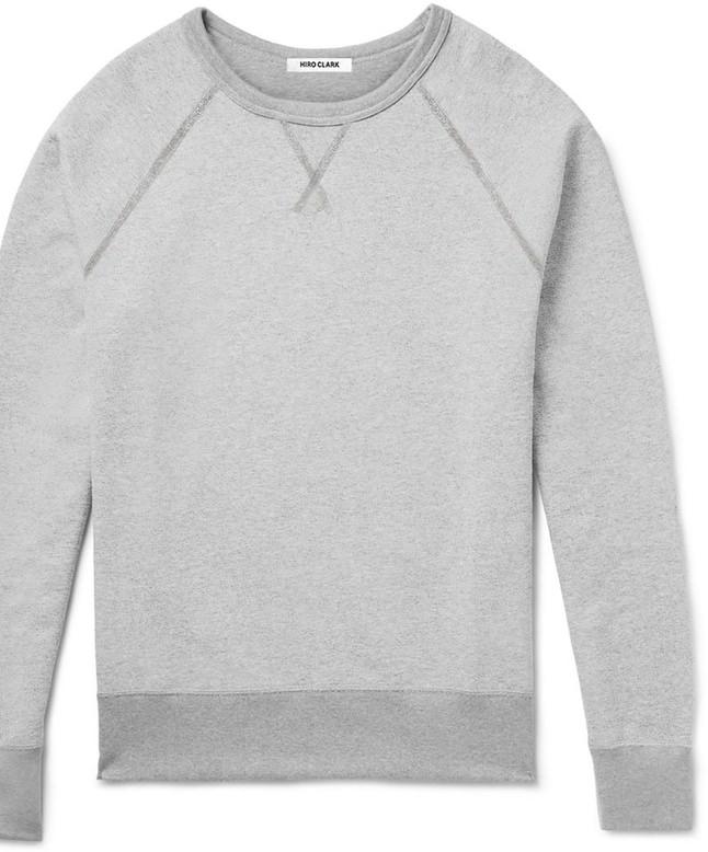 Hiro Clark Raglan Sleeve Sweatshirt