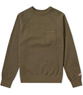 Battenwear Raglan Sleeve Sweatshirt