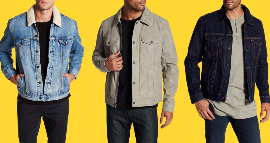 Levi's Trucker Jackets