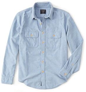 Abercrombie & Fitch Chamois Shirt