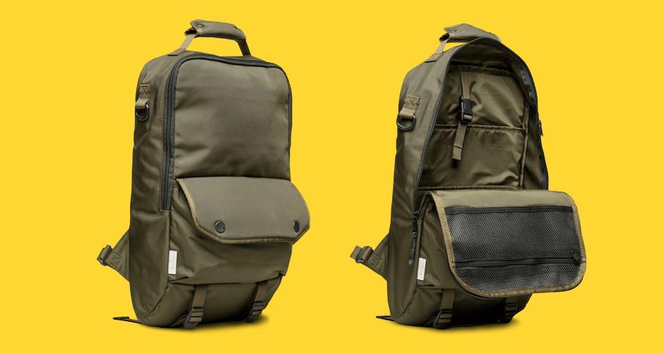 Dsptch Ballistic Nylon Bookpack