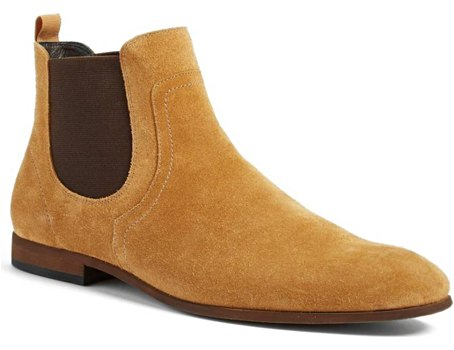 The Trail Suede Chelsea Boots