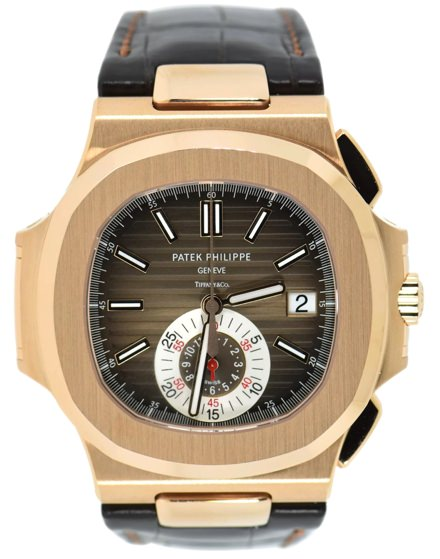 Patek Philippe Nautilus Chronograph Tiffany & Co.