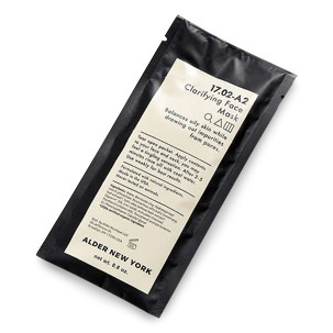 Alder New York Clay Face Mask