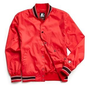Starter Snap-Front Jacket