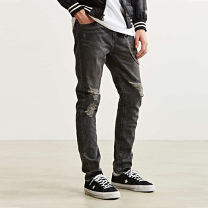 Levi's 510 Destructed Jeans