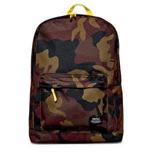 WeSC Camo Backpack