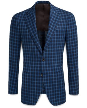 Suitsupply Silk and Linen Jacket