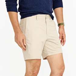 J.Crew Seeded Cotton Shorts